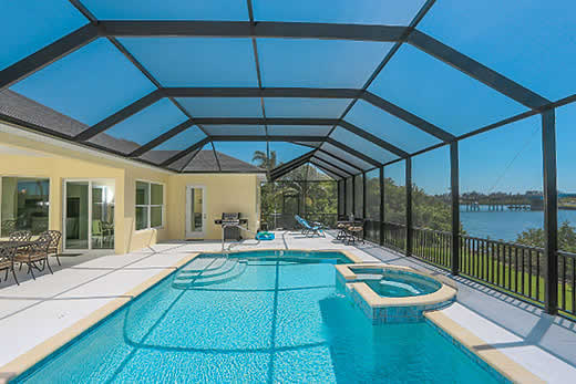 £1694.00 for Gulf Coast - Florida self catering holiday