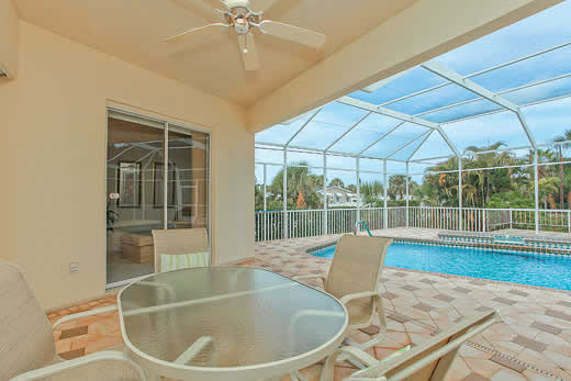 £1323.00 for Gulf Coast - Florida self catering holiday