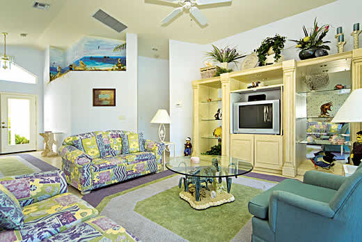 £1519.00 for Gulf Coast - Florida self catering holiday