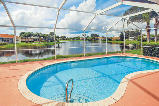 £1449.00 for Gulf Coast - Florida self catering holiday