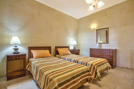 £334.00 for Gozo self catering holiday