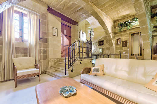 £958.00 for Gozo self catering holiday