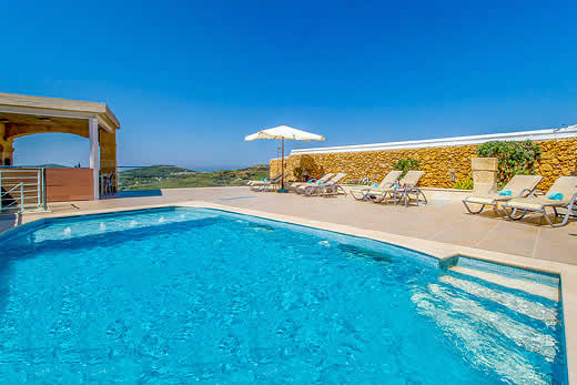 £2318.00 for Gozo self catering holiday