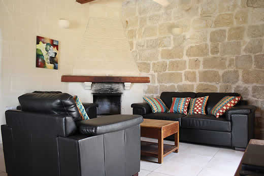 £313.00 for Gozo self catering holiday villa