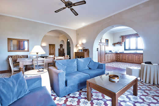 £324.00 for Gozo self catering holiday