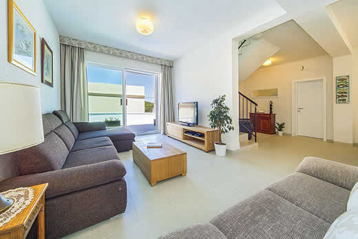 £1415.00 for Dalmatia self catering holiday
