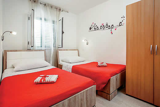 £1937.00 for Dalmatia self catering holiday