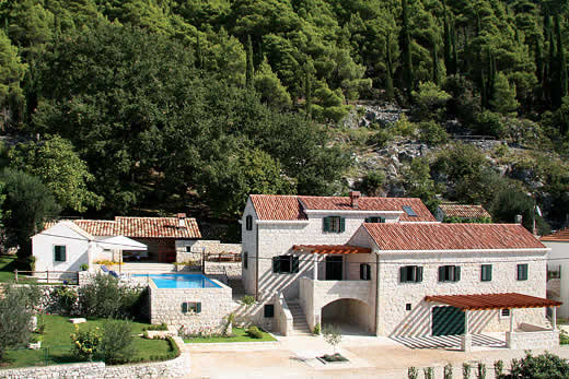 Dalmatia a great place to enjoy a self catering holiday