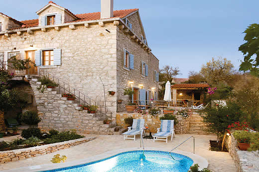Holiday offer for Dalmatia self catering