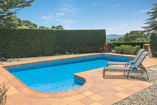 £755.00 for Costa Brava self catering holiday