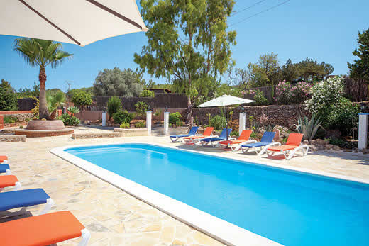 £698.00 for Ibiza self catering holiday