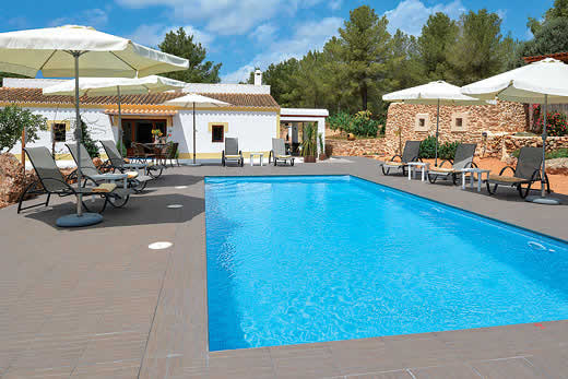 £597.00 for Ibiza self catering holiday