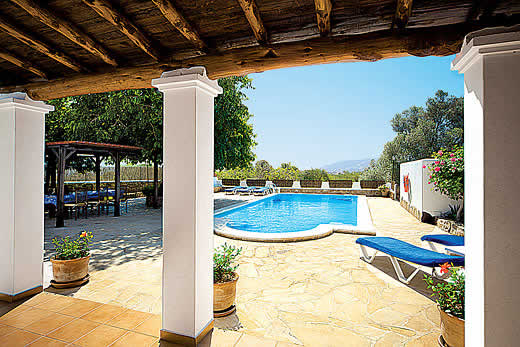 £712.00 for Ibiza self catering holiday