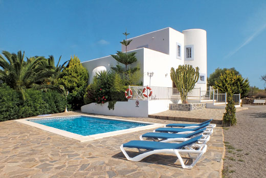 Read more about Sa Bassa Blanca villa