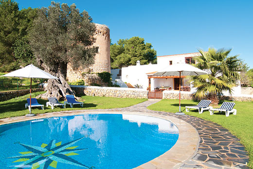 Holiday photo of Finca Torre villa