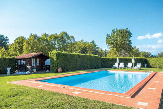 £1428.00 for Tuscany self catering holiday