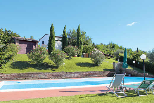 £2009.00 for Tuscany self catering holiday