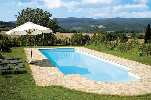 £1015.00 for Tuscany self catering holiday