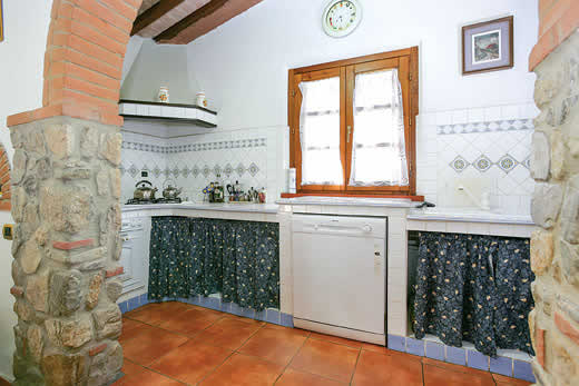 £1315.00 for Tuscany self catering holiday