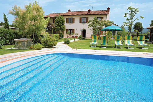 Holiday photo of Il Bel Laghetto villa