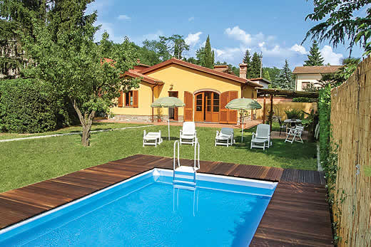Read more about La Capannella villa
