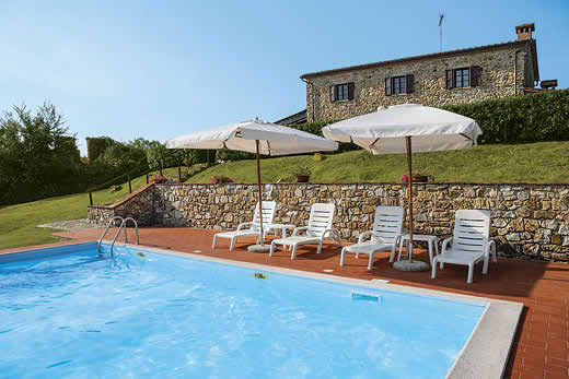 £565.00 for Tuscany self catering holiday