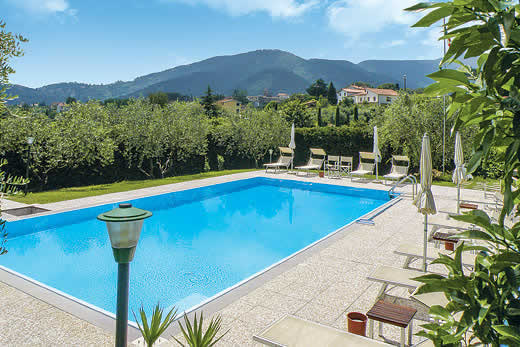 Enjoy a great self catering holiday villa in Tuscany