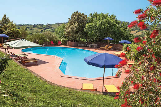 £528.00 for Tuscany self catering holiday
