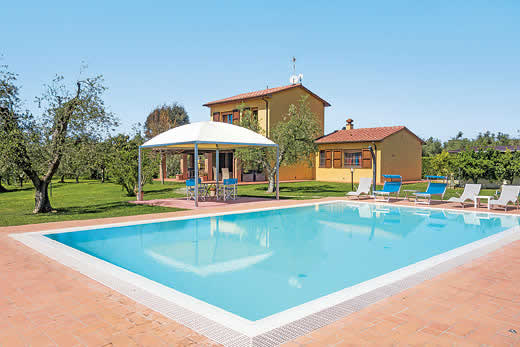 £691.00 for Tuscany self catering holiday villa