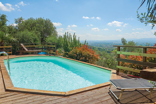 £1009.00 for Tuscany self catering holiday