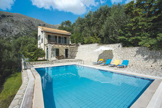 Read more about Antigoni villa