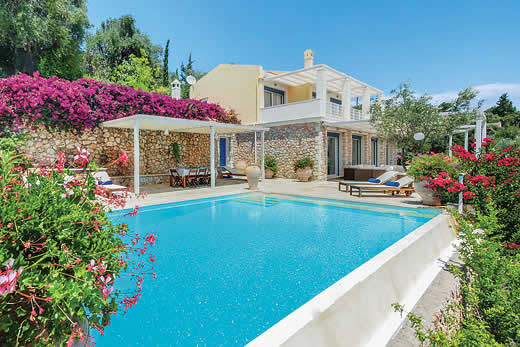 £2702.00 for Corfu self catering holiday