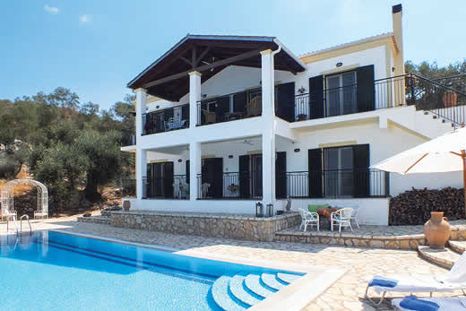 £475.00 for Corfu self catering holiday