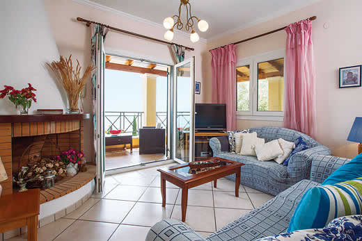 £408.00 for Corfu self catering holiday