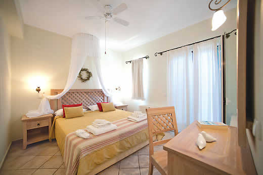 £1242.00 for Corfu self catering holiday