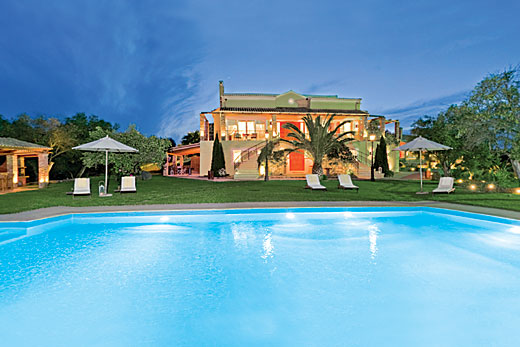 £6402.00 for Corfu self catering holiday