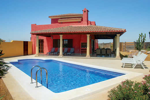 Holiday offer for Almeria self catering