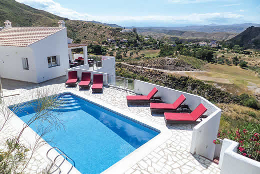 £942.00 for Almeria self catering holiday
