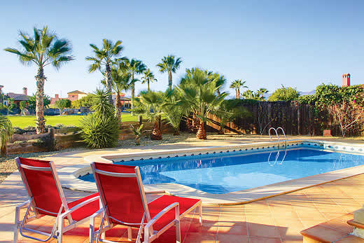 Enjoy a great self catering holiday in  Almeria