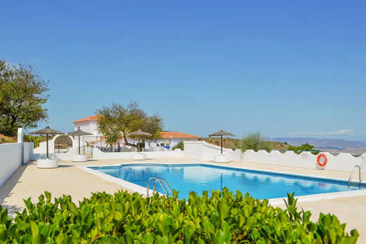 £1753.00 for Almeria self catering holiday