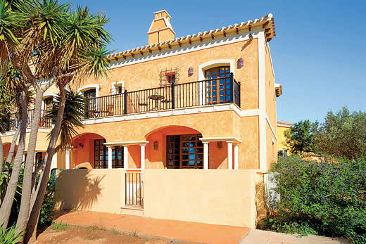 £658.00 for Almeria self catering holiday