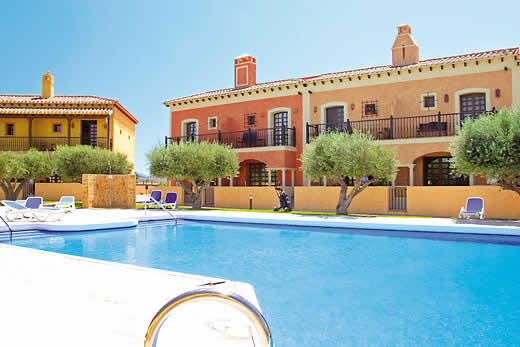 £671.00 for Almeria self catering holiday