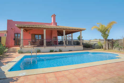 £1435.00 for Almeria self catering holiday