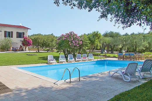 Enjoy a great self catering holiday in  Sardinia