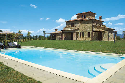£2440.00 for Umbria self catering holiday