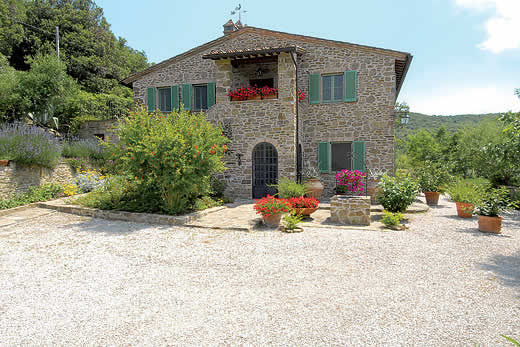 Enjoy a great self catering holiday villa in Umbria