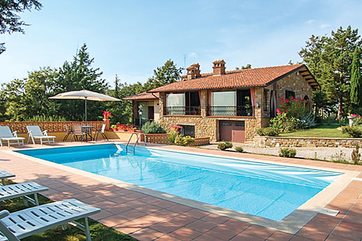 £2109.00 for Umbria self catering holiday