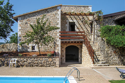 £1564.00 for Umbria self catering holiday