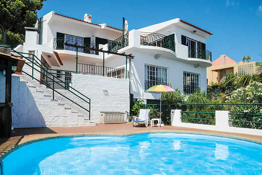 £1324.00 for Madeira self catering holiday