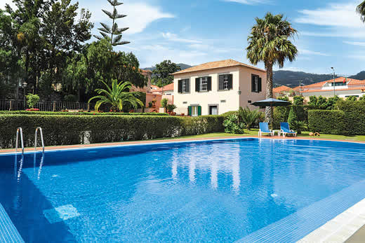 £868.00 for Madeira self catering holiday